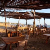 La Susana, o Beach Club de José Inácio