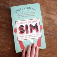 O Ano Em Que Disse Sim, por Shonda Rhimes