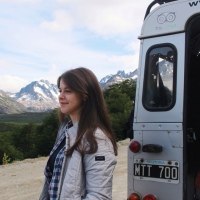 Ushuaia, a capital da Terra do Fogo